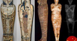 کشف اولین مومیایی باردار مربوط به مصر باستان