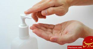 آیا محلول های ضدعفونی کننده دست منجر به آنفلوآنزای معده می شوند؟
