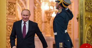 رئیسجمهور روسیه در رویای اجرای نقشههای خود در خزر