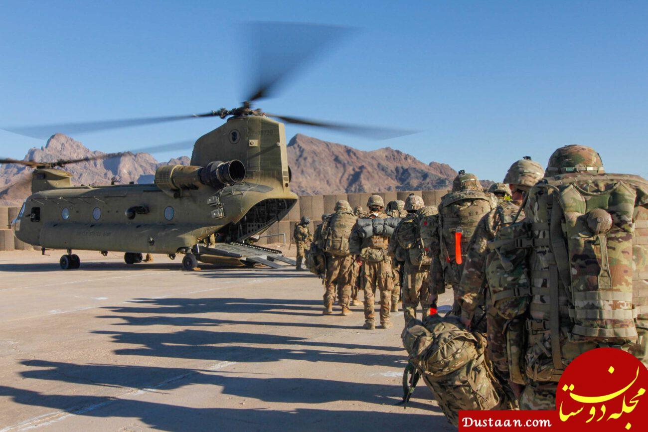آغاز خروج نیروهای آمریکایی از افغانستان به امید پایان به «جنگ همیشگی»