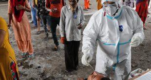 شمار مبتلایان به کووید ۱۹ در هند مرز ۱۹ میلیون نفر را رد کرد