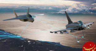 پروژه 100 میلیارد یورویی ساخت جنگنده اروپایی