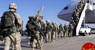 آغاز رسمی فرایند خروج سربازان خارجی از افغانستان