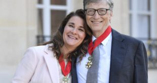 جدایی بیل گیتس از همسرش بعد از 27 سال زندگی مشترک! +عکس