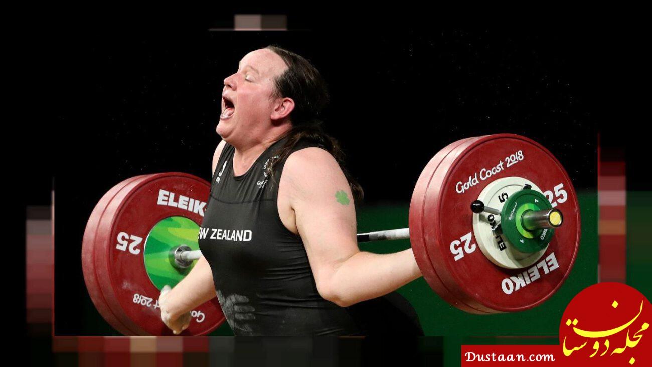 حضور یک ورزشکار تراجنسی در المپیک توکیو!
