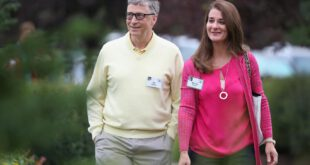 چرا بیل و ملیندا گیتس حالا طلاق گرفتند؟