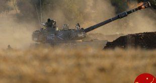تانکهای اسرائیلی در مرز غزه مستقر شدند