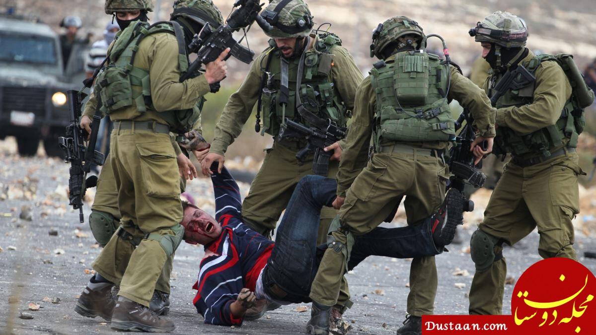 جزئیاتی از جنگ فلسطین و رژیم صهیونیستی