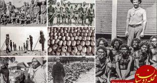 مهم ترین نسلکشی های کشورهای اروپایی و آمریکا
