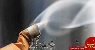 با خسارت دخانیات چه کارهایی می توان انجام داد؟