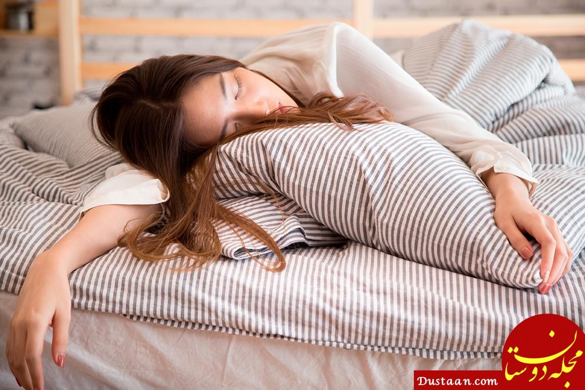 اگر به اندازه نخوابید، ۲۲ بیماری به سراغتان میآید!