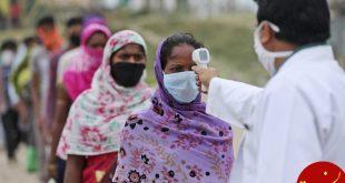 ظهور قارچ سبز کرونایی در هند