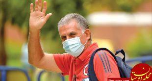 مذاکره غیررسمی فدراسیون فوتبال با کیروش!