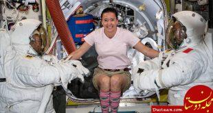 همکاری ناسا با «تاید»