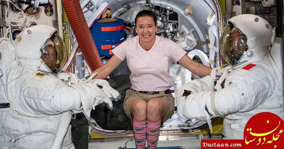 همکاری ناسا با «تاید» - مجله اینترنتی دوستان