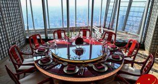 مرتفع ترین هتل لوکس جهان با امکانات بی نظیر!