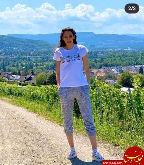 کیمیا علیزاده و همسرش و زندگینامه و ماجرای مهاجرتشان