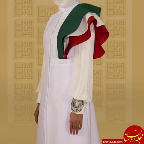 لباس های جدیدی که برای کاروان المپیکی ایران در توکیو ارسال شد +عکس