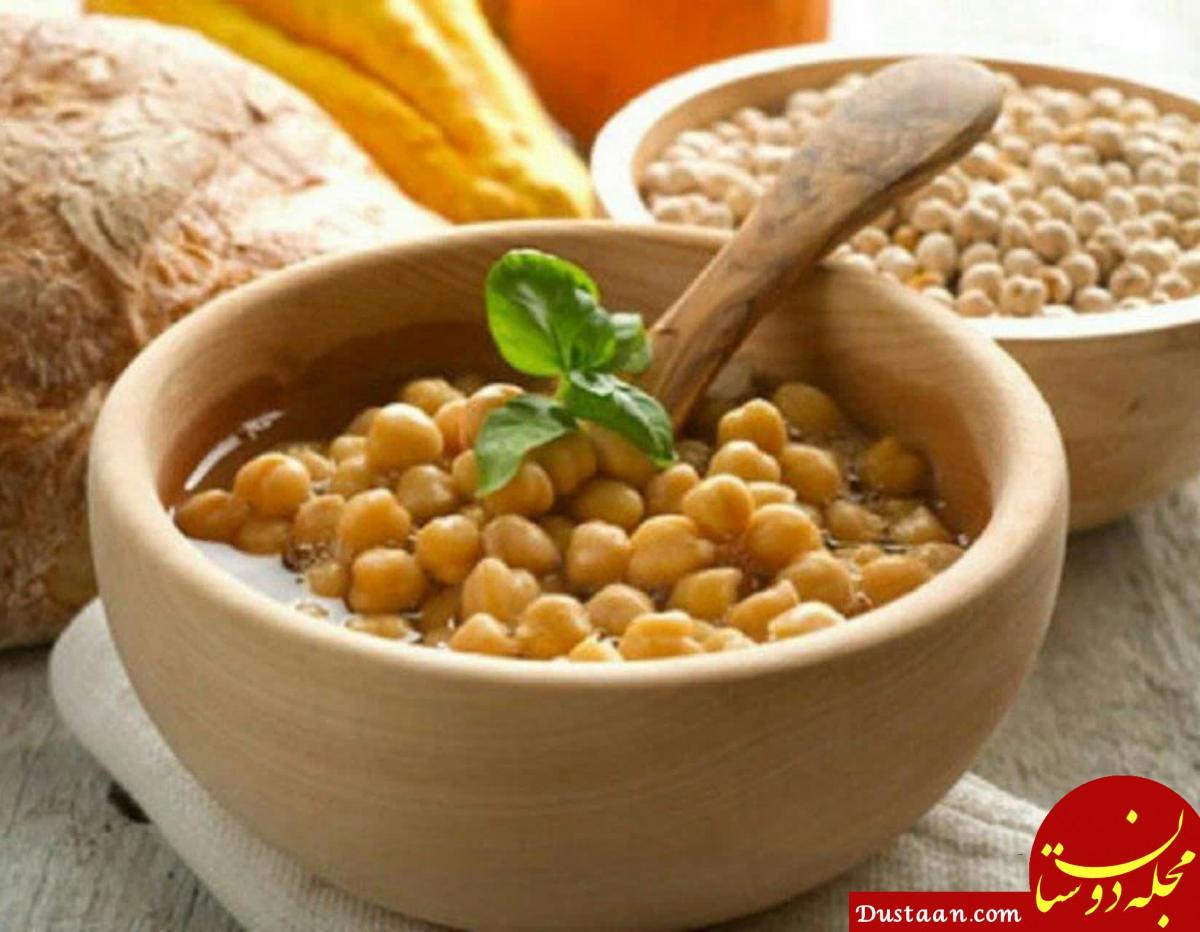 طرز تهیه نخود اب ؛خوراکی مقوی برای درمان کرونا