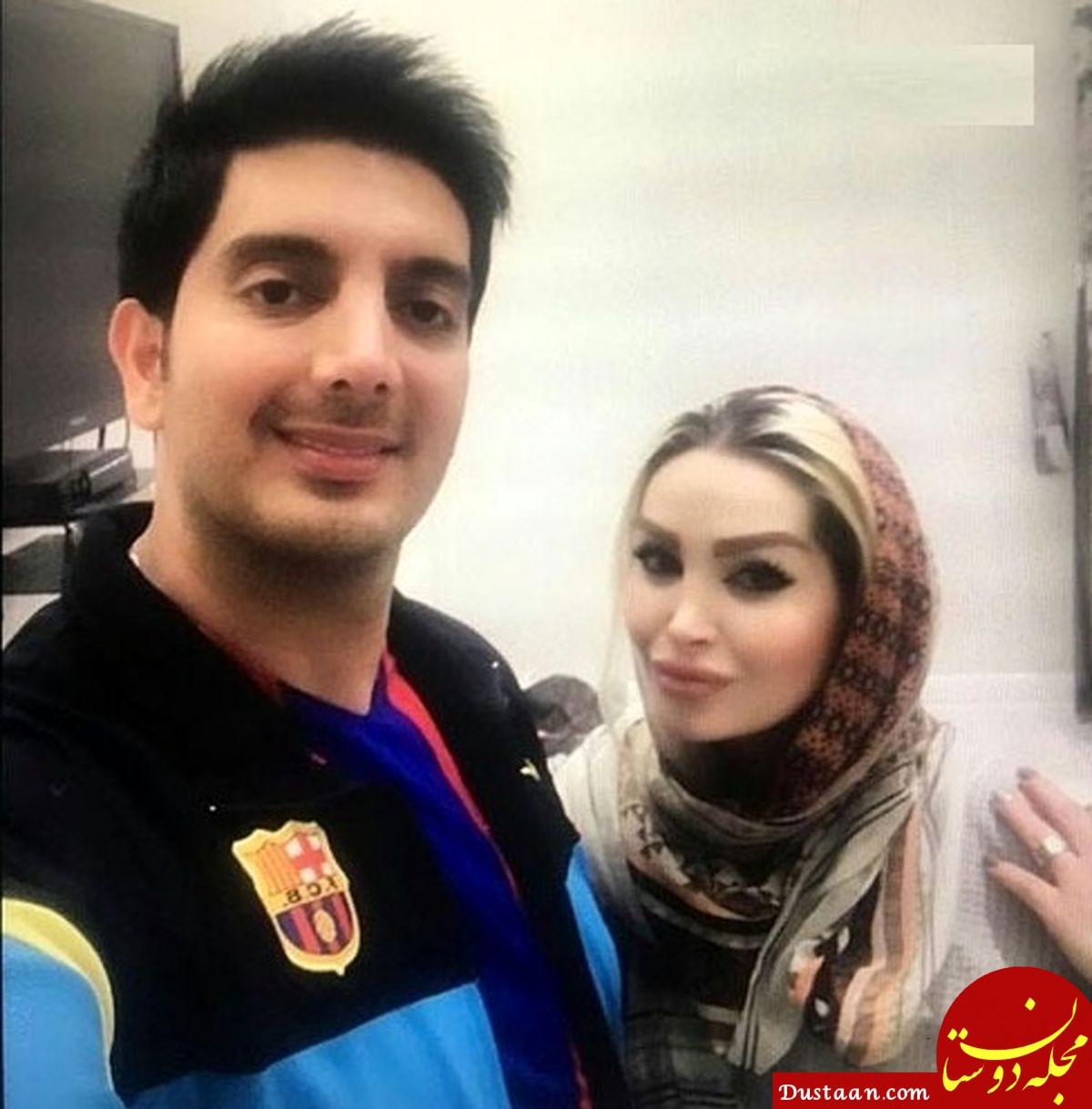 بیوگرافی فرزاد فرزین و همسرش + عکس های دیدنی و زندگی نامه