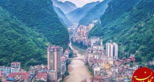یانجین در کشور چین، کمپهناترین شهر دنیاست!