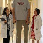 بلندقدترین انسان های تاریخ بشریت! +تصاویر