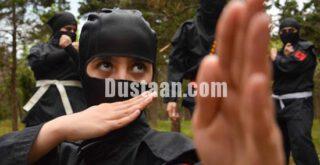 فیلم: دختران سوپر نینجای ایرانی! +تصاویر