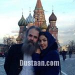 بیوگرافی و عکس های دیدنی سارا صوفیانی و همسرش، امیرحسین شریفی
