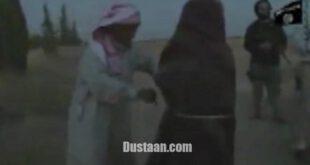 تروریست های تکفیری داعش در جنایتی جدید زنی جوان را به دلیل نپذیرفتن جهاد نکاح زنده به گور کردند، این تروریست ه...