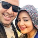 بیوگرافی و عکس های دیدنی نرگس محمدی و همسرش علی اوجی!
