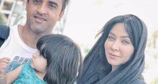 تصویری جدید از فقیهه سلطانی، دخترش گندم به همراه همسرش در فضای مجازی منتشر شده است، خانم سلطانی 47ساله بوده و...