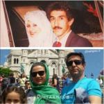 فلورا سام و همسرش مجید اوجی در گذر زمان!