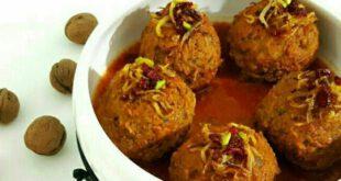 کوفته تبریزی غذایی بسیار خوشمزه و اصیل می باشد، که نسبت به کوفته های دیگر تفاوت های زیادی دارد.  در این بخش...