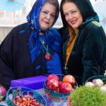 حرف های جالب پروین قائم مقامی در واکنش به ازدواج دخترش، بهاره