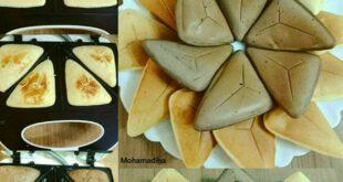 در این بخش از مجله آشپزی دوستان قصد داریم تا نحوه تهیه کیک ساده مثلثی با ساندویچ ساز را به شما کاربران عزیز آم...