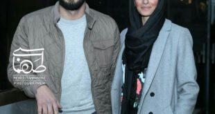 تصویری از پوریا شکیبایی و همسرش در مراسم اکران خصوصی فیلم «کمدی انسانی» را مشاهده می کنید.  پوریا شکیبایی پس...