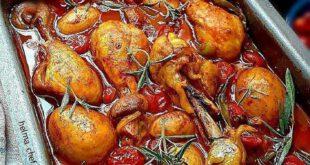 در این بخش از مجله آشپزی دوستان قصد داریم تا شما کاربران عزیز را با طرز تهیه مرغ مجلسی به سبکی خوشمزه مناسب مج...