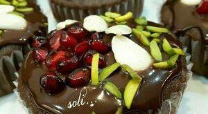 اگر می خواهید شب یلدا در کنار میوه ها و آجیل های شب یلدایی یک کیک خوشمزه و زیبا تهیه کنید ما یک پیشنهاد عالی و...