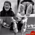 روش عجیب زنان چینی برای نشان دادن ثروتشان! +عکس