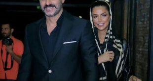 تصویری از علیرام نورایی بازیگر ۴۰ ساله سینما و تلویزیون را به همراه همسرش صبا تاجیک مشاهده می کنید.   بیوگر...