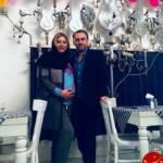 بیوگرافی و عکس های فریبا نادری و همسرش