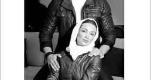 تصویری جدیدی از روناک یونسی بازیگر ۳۷ ساله سینما و تلویزیون را به همراه همسرش محسن میری مشاهده می کنید.  رون...