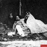 سرسره عجیب ناصرالدین شاه برای نزدیکی با زنان حرمسرا! +عکس