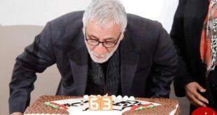 جشن تولد ۶۳ سالگی مسعود رایگان در سی امین ویژه برنامه «تولد ماه» در موزه هنرهای دینی امام علی(ع) برگزار شد. ...