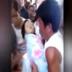 فیلم/ دختر ۳ ساله ای که در زمان خاکسپاری زنده شد!