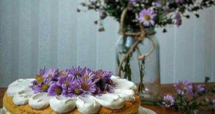 این کیک بافتی اسفنجی داشته با طعم خوش گردو؛ برای تهیه این کیک فوق العاده خوشمزه در خانه مواد مورد نیاز را تهیه...