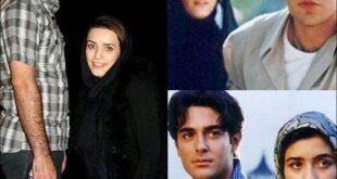 آمید آهنگر که بیشتر با علی کوچولو شناخته می شود و همسرش نوشین حسین خانی که او نیز با بازی در فیلم سینمایی سام...