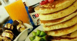 در این بخش از محله آشپزی دوستان قصد داریم تا شما کاربران عزیز را با طرز تهیه پنکیک صبحانه به سبکی خوشمزه و متف...