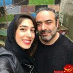 بیوگرافی و عکس های دیدنی حسن معجونی و همسرش