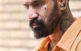مردی که وحید مرادی را در داخل محوطه هواخوری زندان به قتل رسانده بود شناسایی شد.  قاتل وحید مرادی شرور معروف...